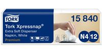 Acheter Tork napkins N4 premium disposable entangled package 4000