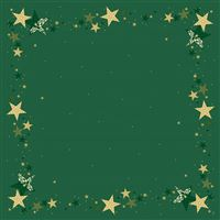 Acheter Dunicel tablecloth green noel 84x84 pack of 20