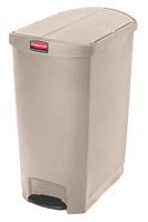 Acheter Dustbin 90 L Rubbermaid Slim Jim narrow beige
