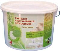 Acheter Dishwasher tablet ecological Idegreen bucket 150 tablets
