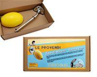 Acheter Provendi soap dish with soap lemon screw