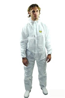 Acheter Disposable coveralls category 3 type 5 and 6 CE0302 SMS