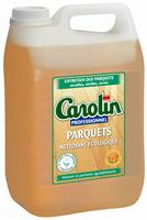 Acheter Carolin cleaning parquet Bee wax Ecolabel Canister 5 L