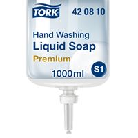 Acheter Tork extra hygienic liquid soap packages 6X1L