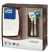 Acheter Tork towel Linstyle dinner cocoa 600
