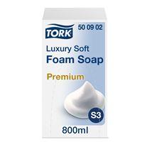 Acheter Tork S3 Luxury Foam Soap 4 x 800 ml