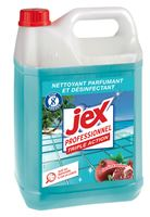 Acheter Jex express stop smelling disinfectant exotic garden 5L