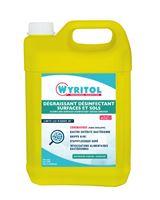 Acheter Wyritol soil disinfectant virus 5L