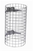 Acheter Entourage grid for external galvanized steel trash