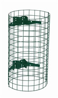 Acheter Entourage grid for outdoor garbage green foam