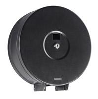 Acheter Rossignol gray manganese jumbo toilet paper dispenser 400m