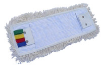 Acheter Mop with flat flaps and pockets 40 cm