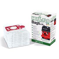 Acheter Hepaflo 9 liters Numatic filters 10 pack