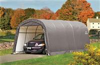 Acheter Garage car demountable steel structure and polyethylene 3.7 x 6.1 m