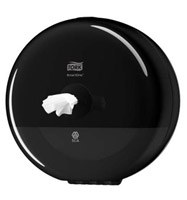 Acheter Toilet paper dispenser Tork black mini Smartone