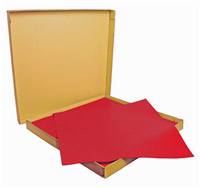 Acheter Ply paper 70 x 70 cm bright red package 500