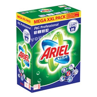 Acheter Ariel washing powder machine Professional 5 in 1 barrel 85 doses