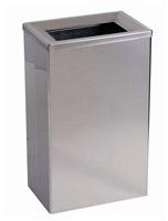 Acheter 25L stainless steel trash