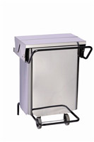 Acheter Kitchen trash HACCP central opening 70L