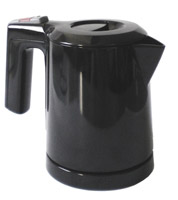 Acheter 0.5L electric kettle black Duchess JVD