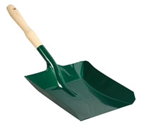 Acheter Shovel metal lacquered wooden handle