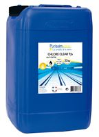 Acheter Professional pool chlorine liquid can pool product 36 ° 23 kg
