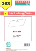 Acheter Karcher vacuum bag NT700 NT702