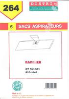 Acheter Karcher vacuum bag NT501 NT551