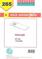Acheter Karcher vacuum bag NT561/611 6904 208 T45 / T55 1/1