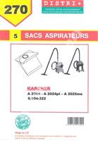 Acheter Karcher A2003 A2004 vacuum bag A2025 A2024PT 205ME WD2200/99