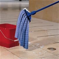 Acheter Spontex fringe mop nonwoven blue