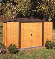 Acheter Garden shed Arrow WL106 galvanized steel 5 m2