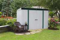 Acheter Metal garden shed 3.57 m2 galvanized Arrow