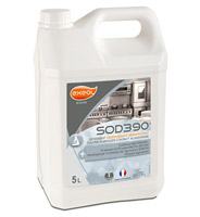 Acheter Food degreasing detergent disinfectant 5 L