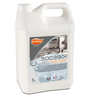 Acheter degreasing detergent disinfectant 5 L concentrate