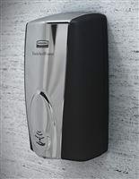Acheter Rubbermaid autofoam chrome and black soap dispenser