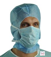 Acheter Surgical mask type II blue strips by 300