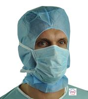 Acheter Kolmi surgical mask type IIR blue strips by 240