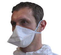 Acheter FFP2 disposable mask box of 50