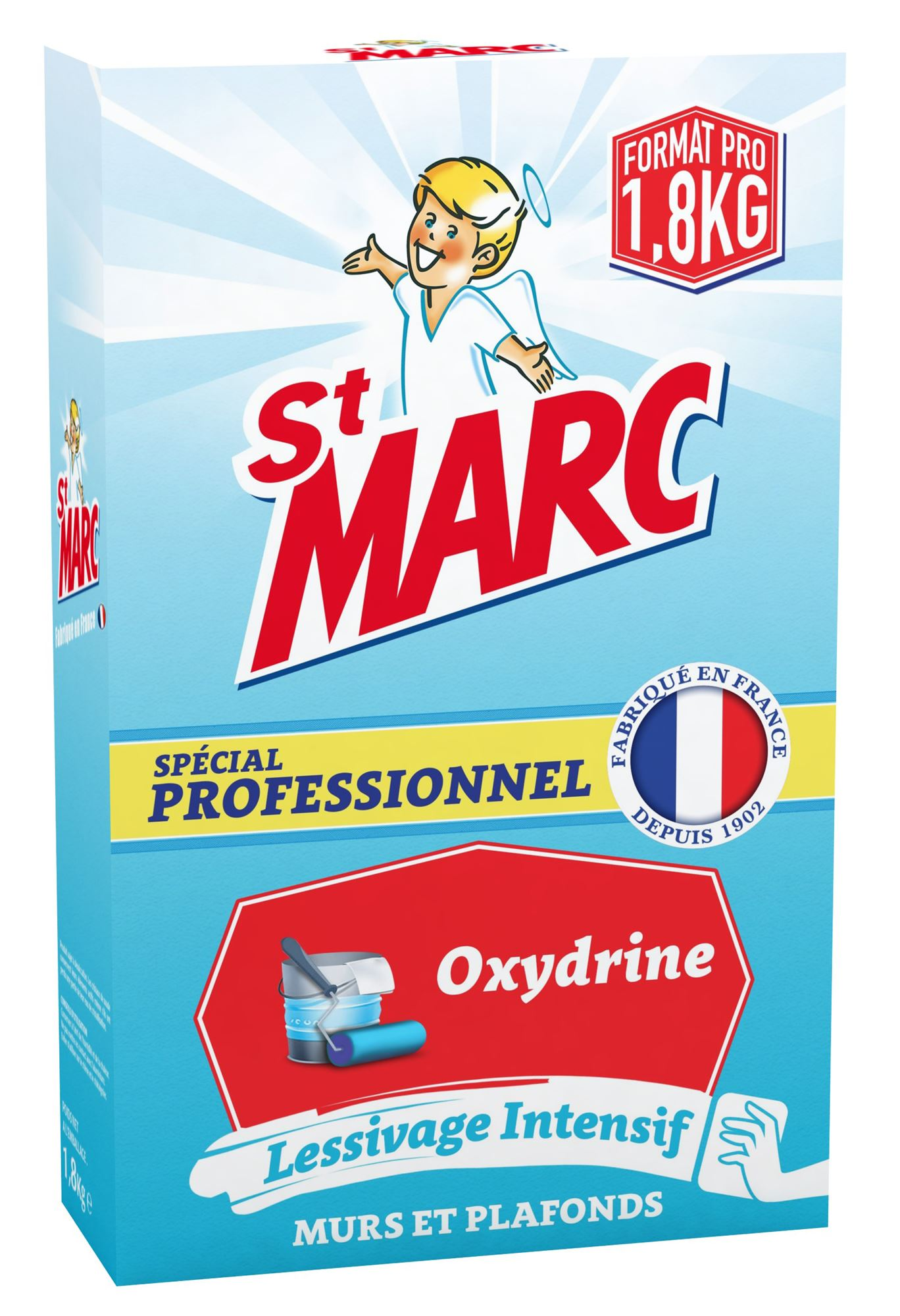 Laundry Saint Marc Oxydrine