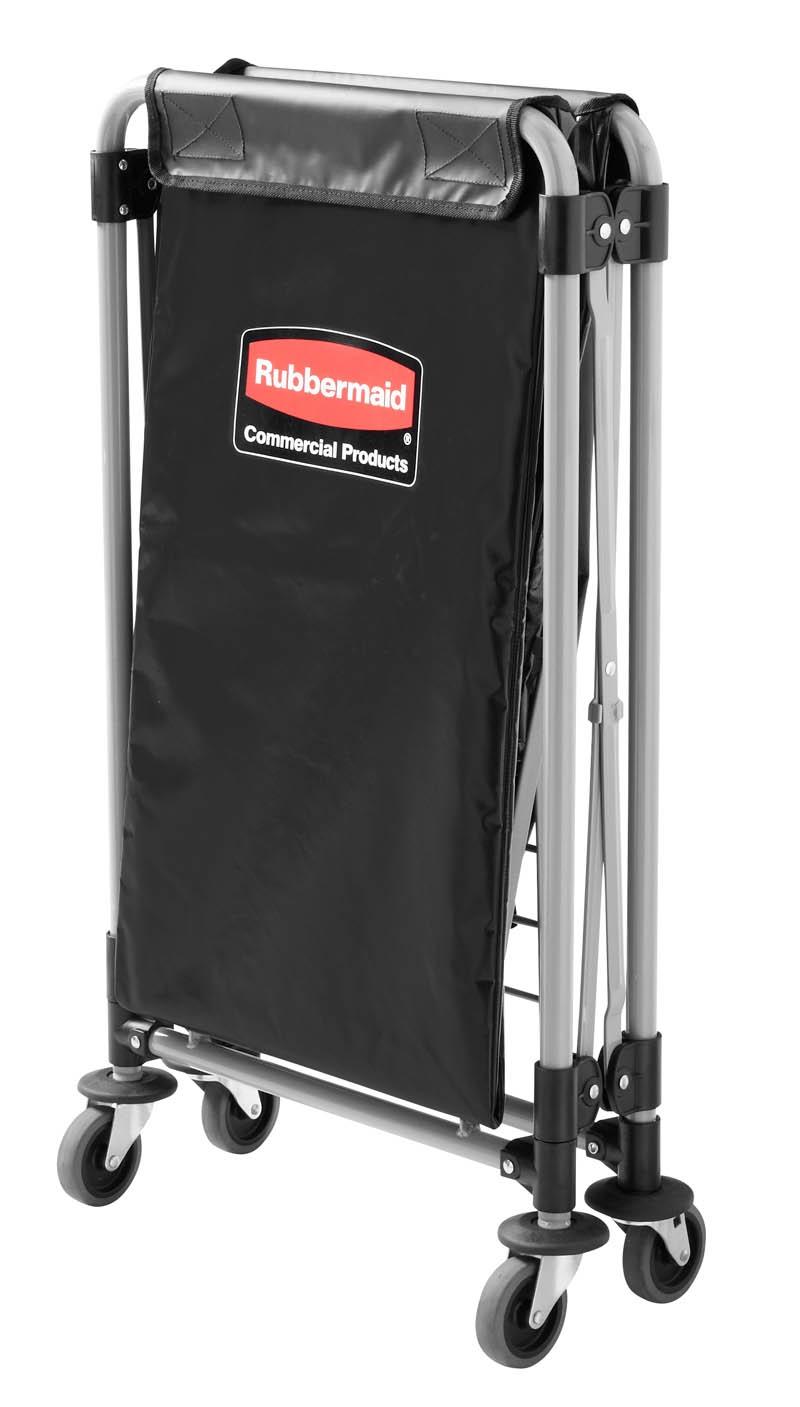 Hotel Linen Trolley Rubbermaid 150l Promo