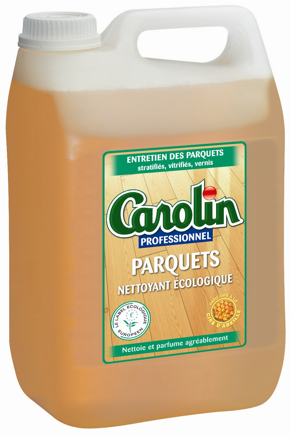 Carolin Parquet Conditioner Cleaner