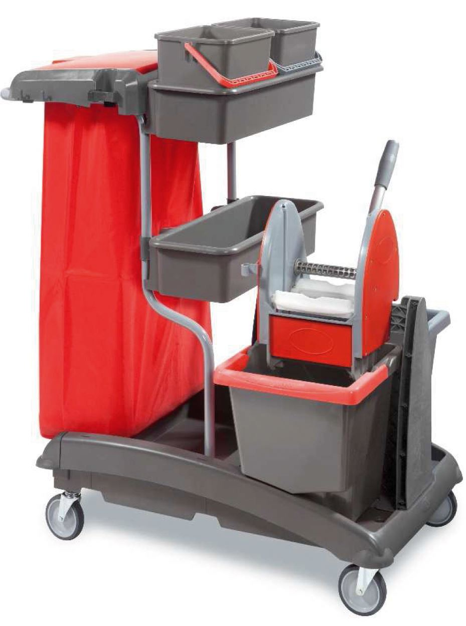 Vdm Household Trolley Ideatop 6 With Press
