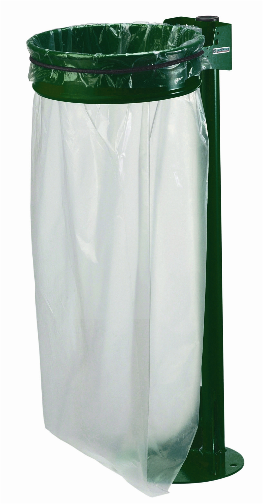 Reinforced Transparent 110 Liter Trash Bag