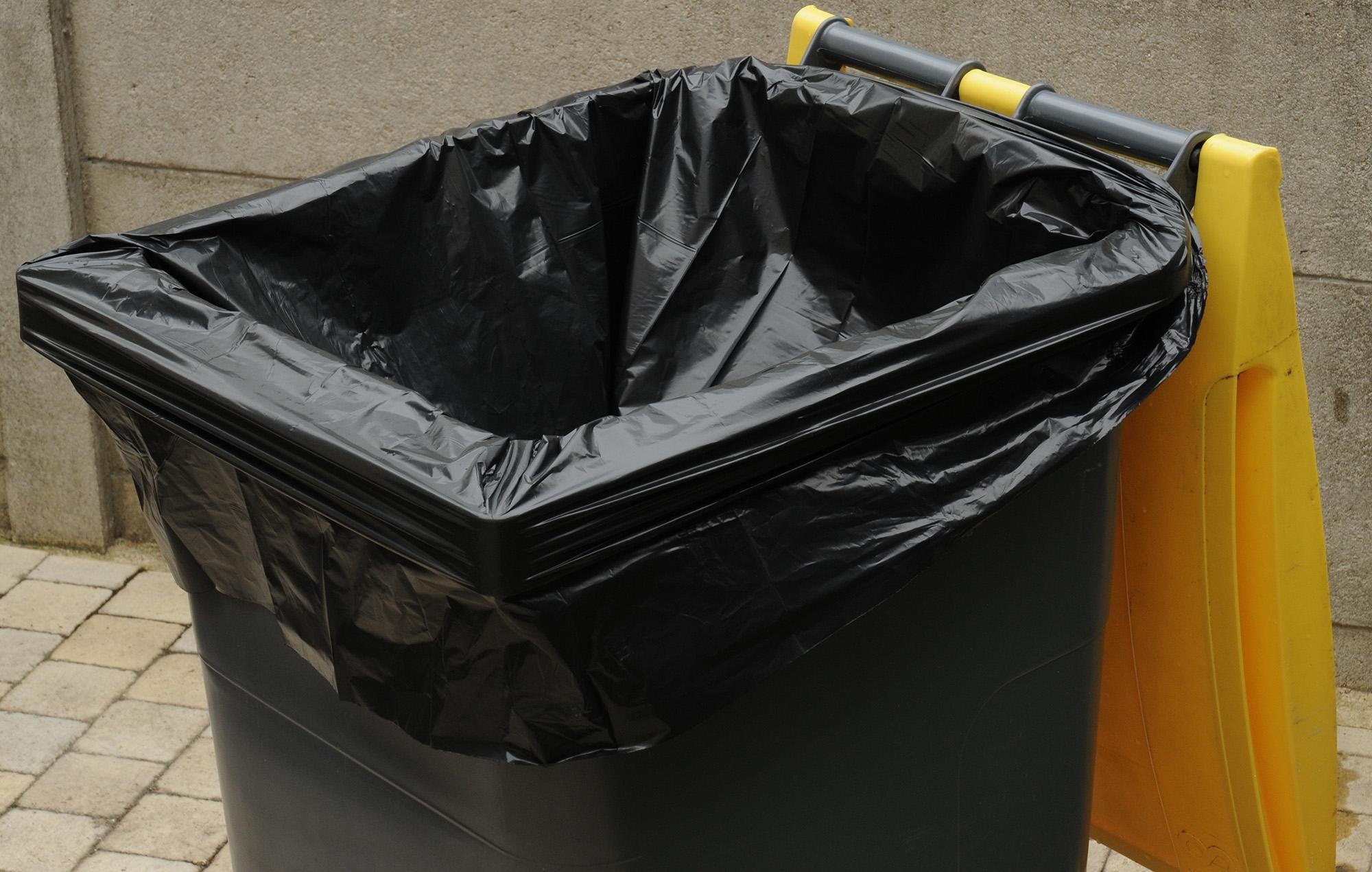 Container Trash Bag 120 L