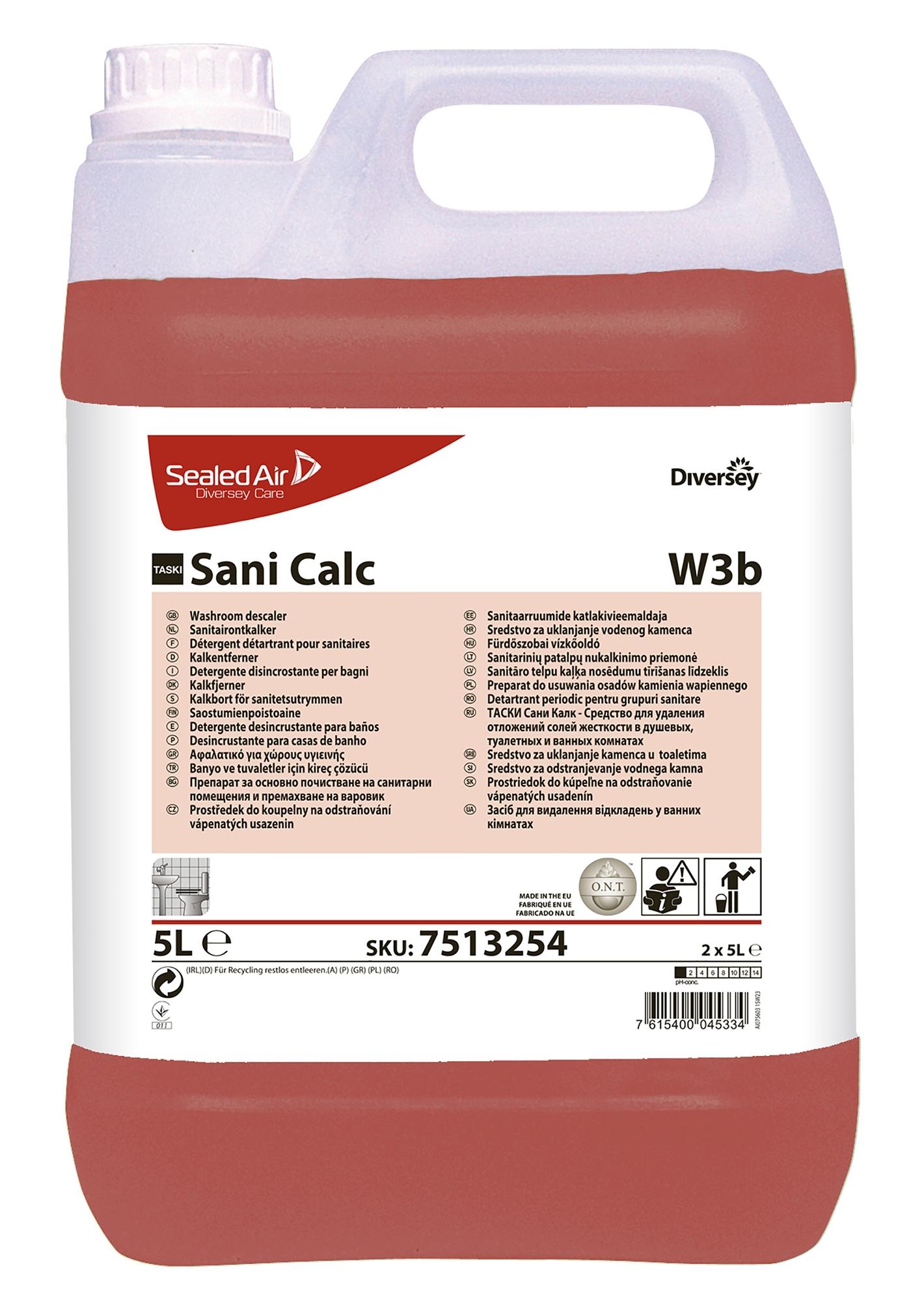 Taski Sani Calc W1714 Detartrant Powerful Health