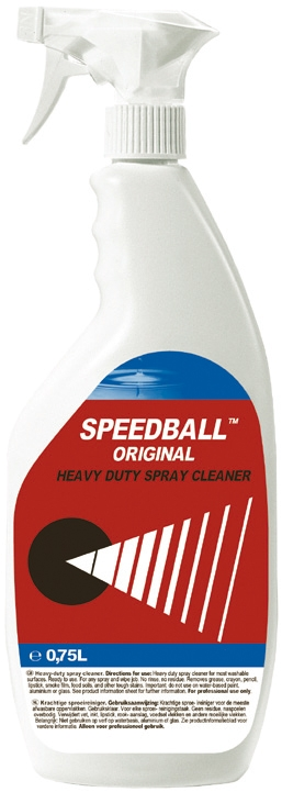 Speedball Butchers Overkill Cleaner