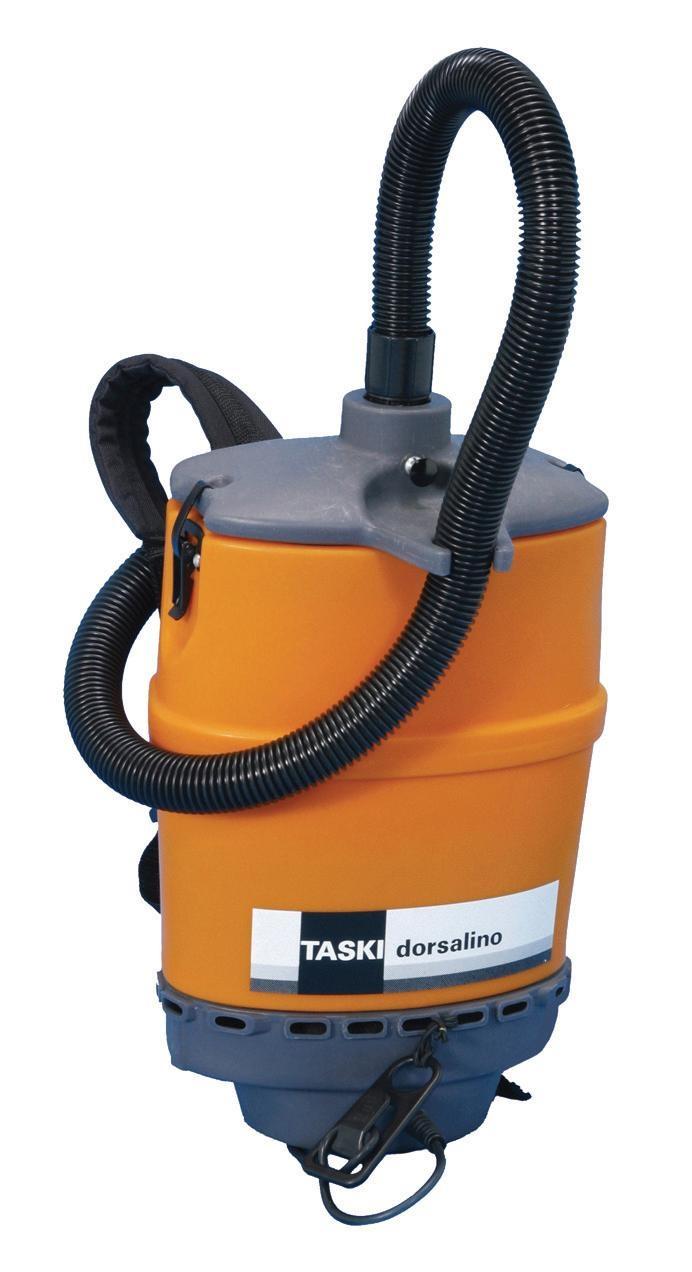 Backpack Vacuum Cleaner Dorsalino Taski