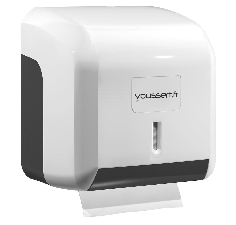 Toilette Gris Et Blanc distributeur papier toilette plat et rouleau jvd mini