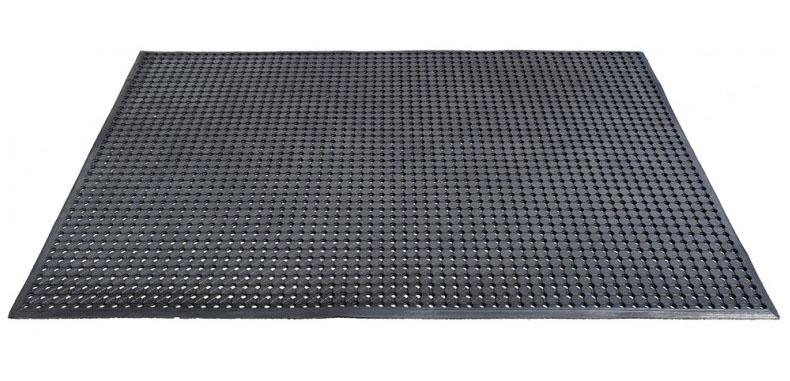 Caillebotis Norme Handicapé X - Rubber grate flooring